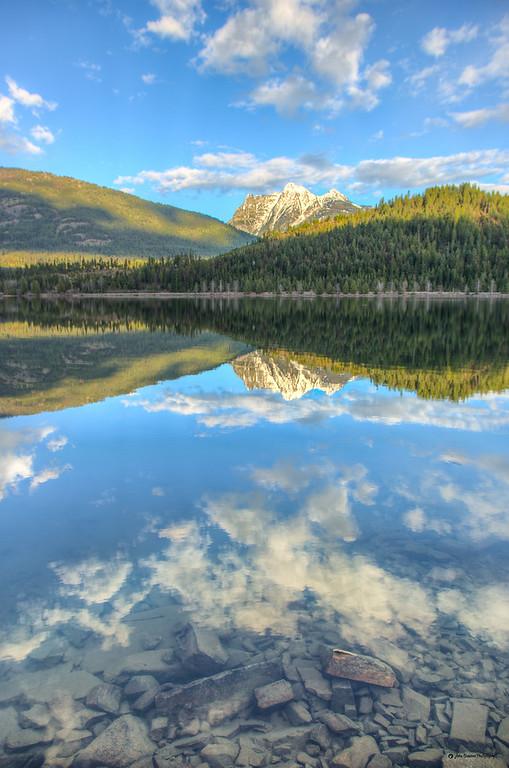 Bull Lake Reflections