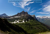 Near Logan Pass, Glacier Park