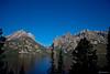 Jenny Lake in Grand Teton National Park