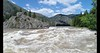 St John's Rapids on the Clarks Fork near Alberton shot at high water on May 13, 2018