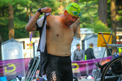 Need tri suit.