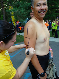 First Tri--Sanford and Sun 2014--body marking.