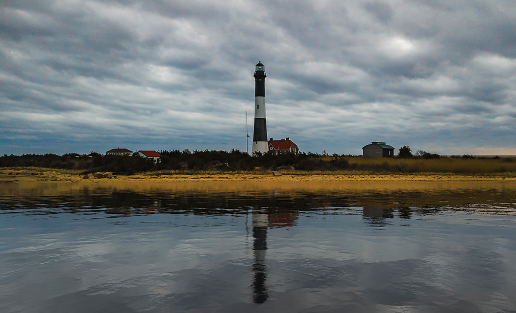Fire Island Light House- Great South Bay