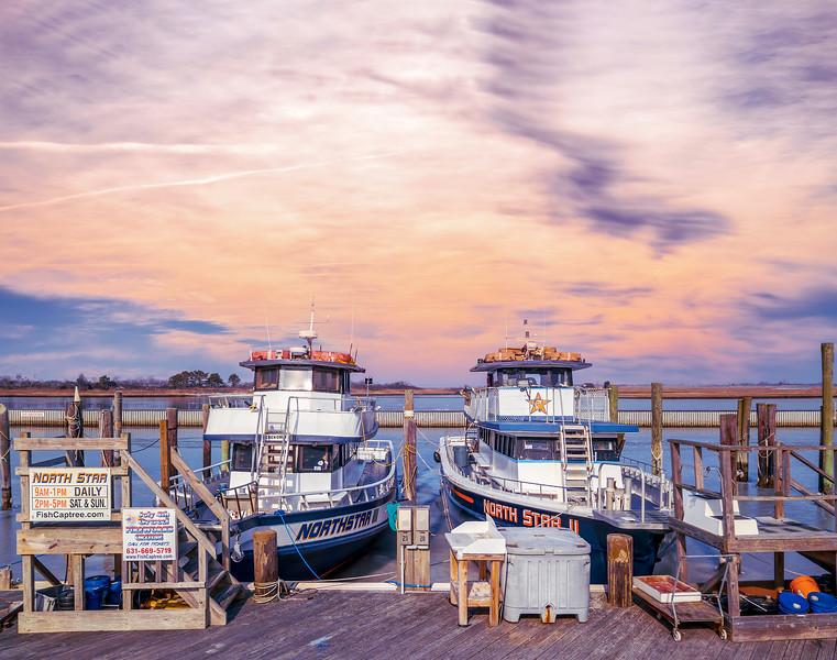 Captre Boat Basin-North Star