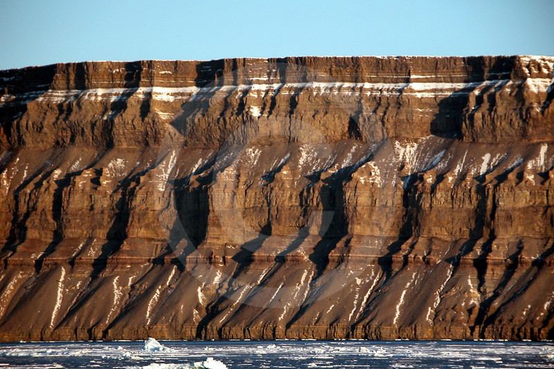 (125) Coastline of Beechey Island