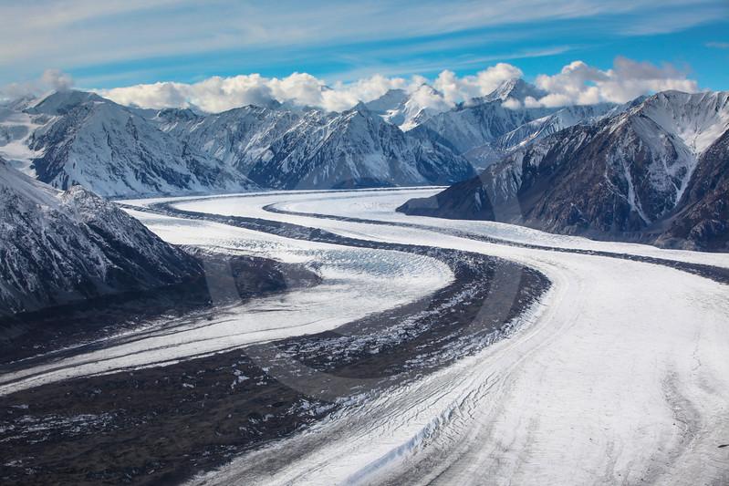 (709) St. Elias Mountain Range, Kluane National Park, Yukon