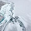 (2054) Tail end of the glacier, origin of a lake