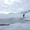 (2052) Traditional fishing at Bubble Lake