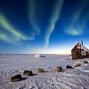 (2268) Greenlandic dog shed