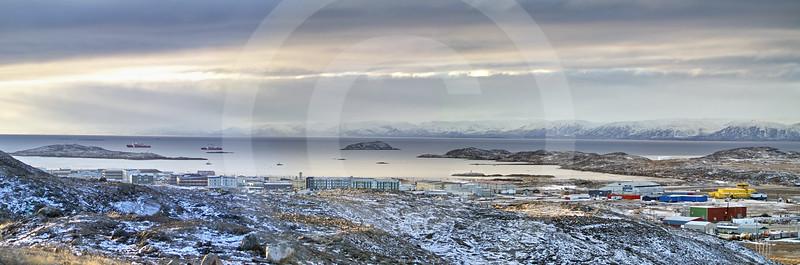 (184) Community of Iqaluit, Nunavut