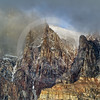 (271) The towering cliffs of Gibbs Fjord, Baffin Island, Nunavut