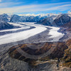 (708) St. Elias Mountain Range, Kluane National Park, Yukon
