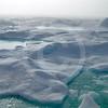 (83) Ice landscape