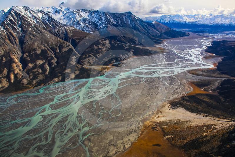 (723) St. Elias Mountain Range, Kluane National Park, Yukon