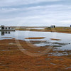 (118) Abandonned shack near Herschel Island