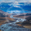 (721) St. Elias Mountain Range, Kluane National Park, Yukon