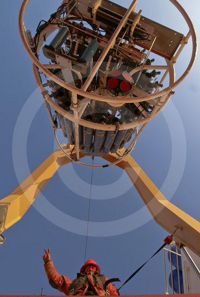 (590) Deploying the CTD-Rosette