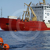 (583) Deployment of an ArcticNet oceanographic mooring from the CCGS Amundsen in the Beaufort Sea
