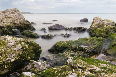 The White Rocks