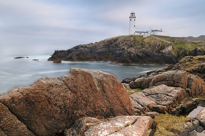 The Fanad Head Lighthouse