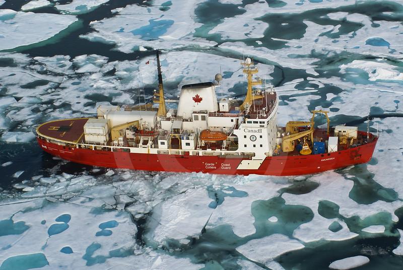 (643) CCGS Amundsen