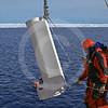 (599) Oceanographic mooring deployment