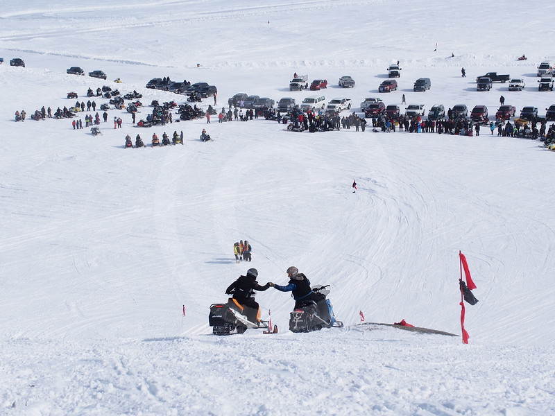 (1093) Capturing the true Inuit spirit of sportsmanship at the Nattiq Frolics in Kugluktuk