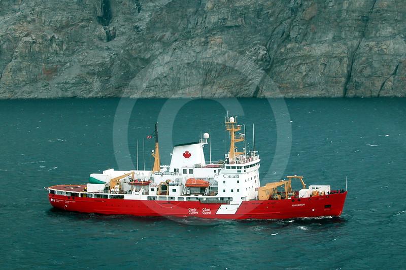 (124) CCGS Amundsen
