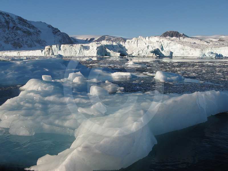 (153) Belcher glacier and ice