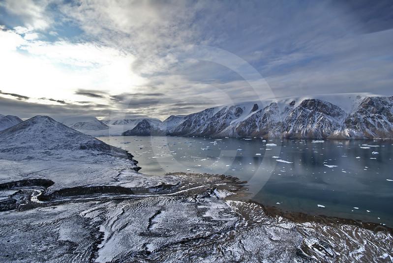 (247) Makinson Inlet, Ellesmere Island, Nunavut
