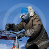 (334) Scientists drill into the ice to study the content of ice cores onboard the CCGS Amundsen during the CFL program