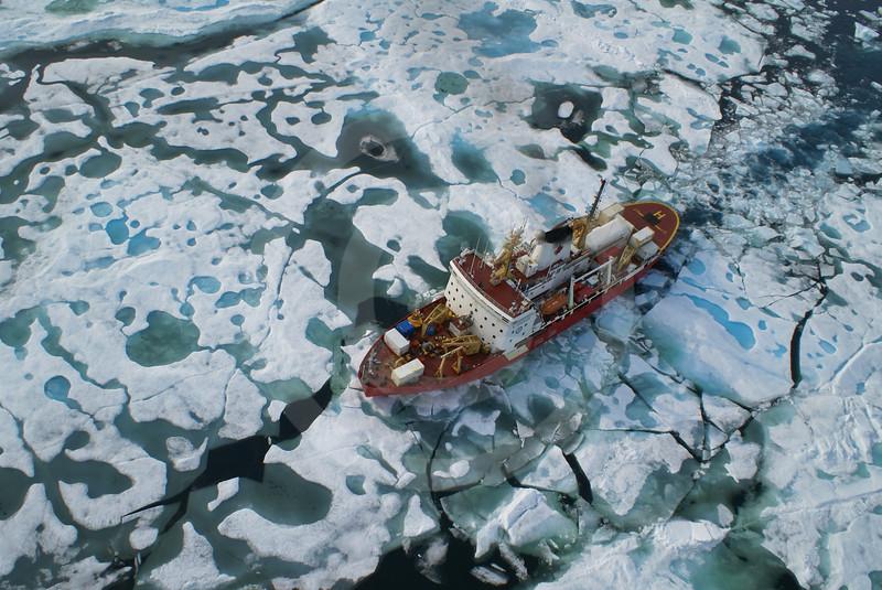 (644) CCGS Amundsen