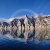 (273) Sailing in Gibbs Fjord, Baffin Island, Nunavut