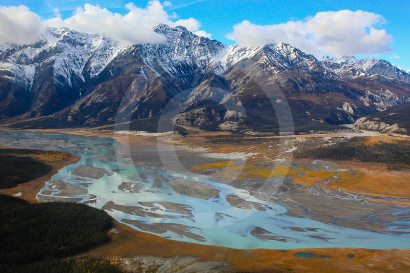 (705) St. Elias Mountain Range, Kluane National Park, Yukon