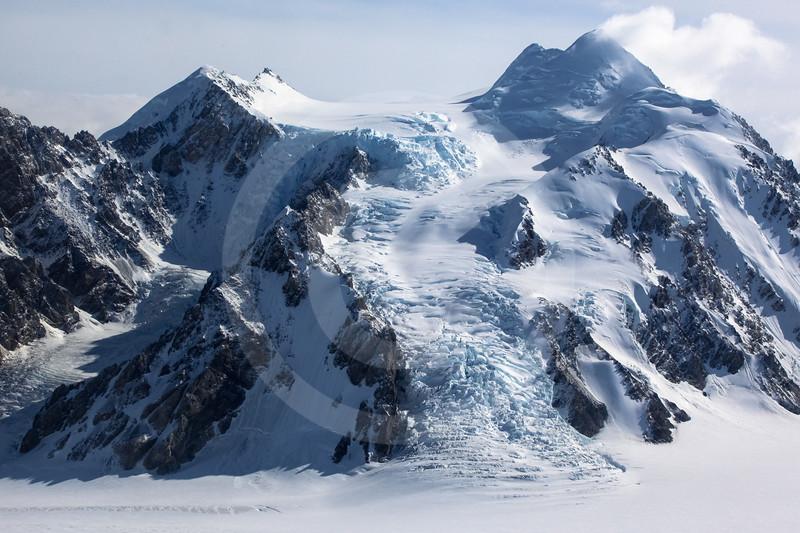 (716) St. Elias Mountain Range, Kluane National Park, Yukon