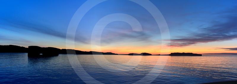 (1063) Pearce Point Sunset