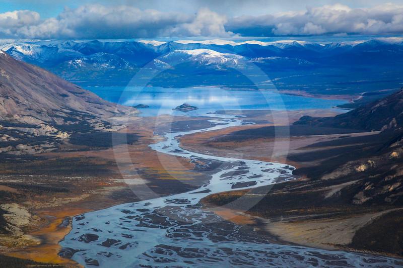 (721) St. Elias Mountain Range, Kluane National Park, Yukon