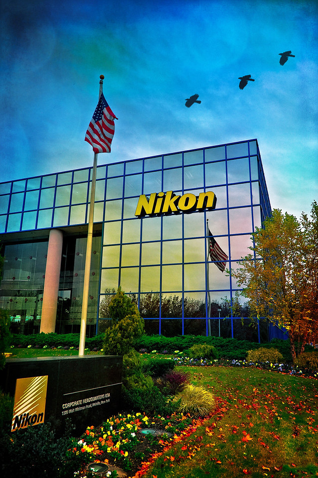 Nikon Lens Emergency Room
