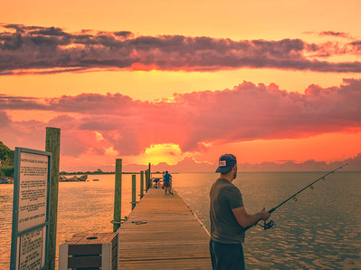 Fishing time - Summertime 2021