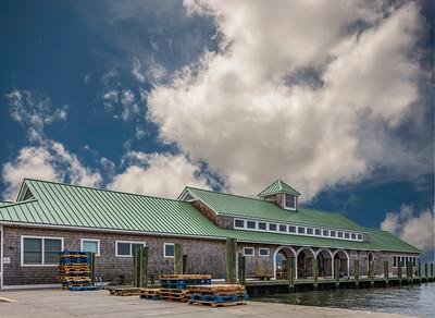 Ocean Beach Ferry Terminal Building