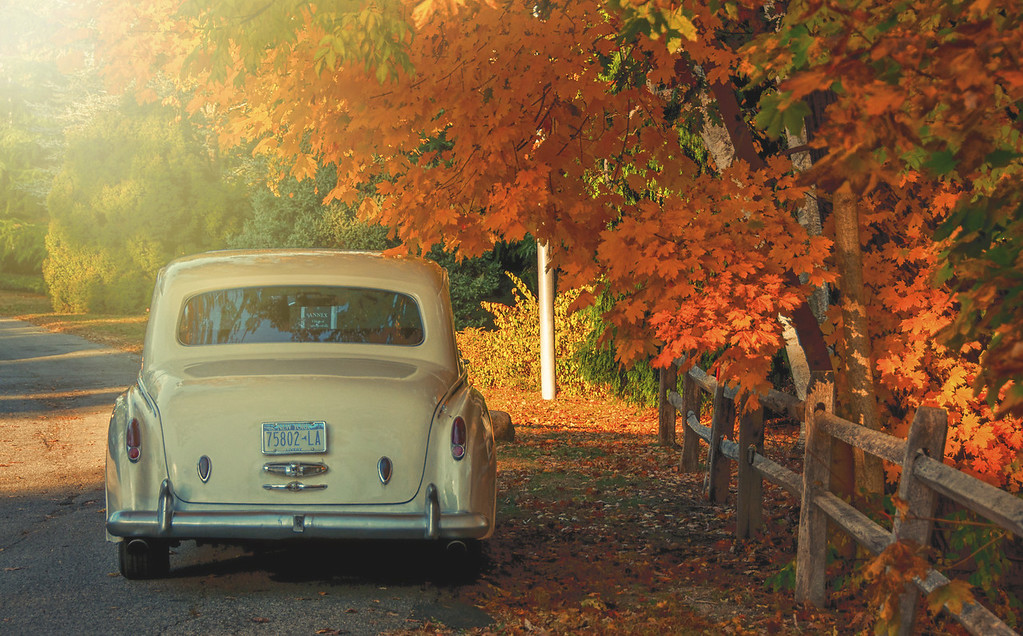 Fall is for lovers & their Rolls Royces