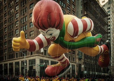 Macys Thanksgiving Day Parade-2013