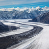 (709) St. Elias Mountain Range, Kluane National Park, Yukon