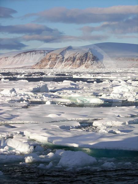 (166) Ice and Ellesmere Island