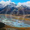 (705) St. Elias Mountain Range, Kluane National Park, Yukon