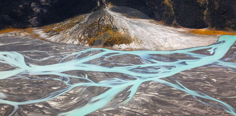 (706) St. Elias Mountain Range, Kluane National Park, Yukon