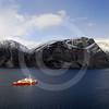 (90) CCGS Amundsen in Saglek fjord, northern Labrador