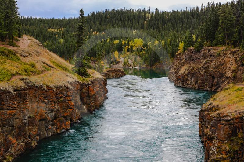 (701) Yukon Landscape