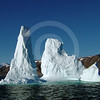 (82) Icebergs in northern Baffin Bay