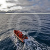 (219) ArcticNet scientists depart from the CGGS Amundsen to sample the surface waters of Lancaster Sound, at the entrance to the fabled Northwest Passage, Nunavut